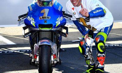 Joan Mir campeón Moto GP