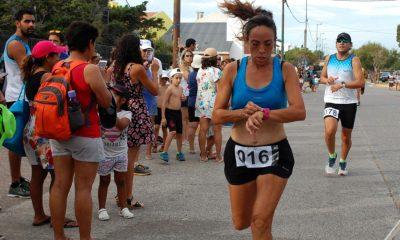 Karina Mercado lucran con el atletismo