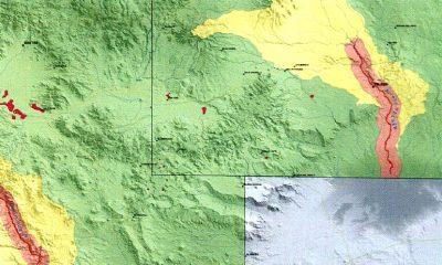 Lada la zonificación entrega el Río Chubut con moño y todo