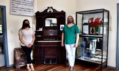 Volvieron a abrir los museos en Trelew