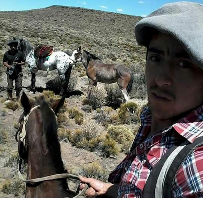 Con pocos sigue la búsqueda de Narciso Pino en Talagapa