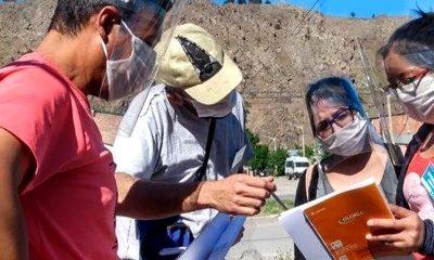 Nuevos casos de Covid en la Cordillera