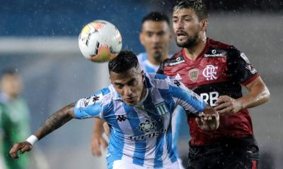 Racing no pudo con Flamengo en Avellaneda