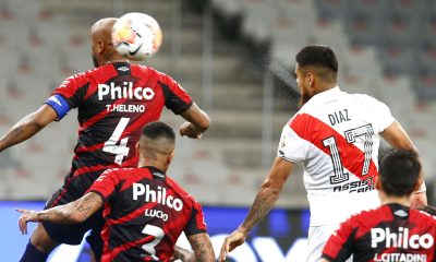 River rescató un empate sobre la hora ante Paranaense