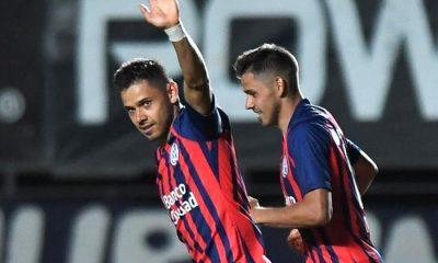 San Lorenzo ganó con goles de los hermanos Romero