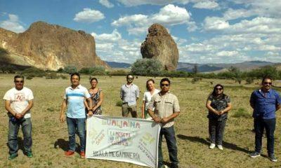 Secretarios de Turismo en contra de la megaminería