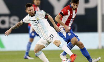 La selección resignó dos puntos con Paraguay