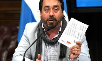 Enrique Viale la minería apaga la democracia