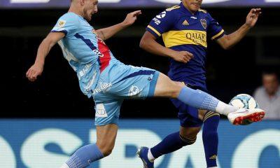 Boca dejó escapar dos puntos con Arsenal