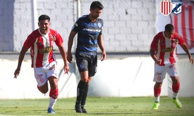 Guillermo Brown perdió con Barracas Central