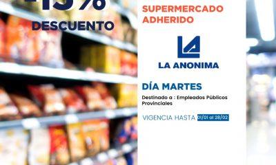 Renovaron el acuerdo para descuentos en los supermercados
