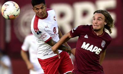 Lanús e Independiente empate en La Fortaleza