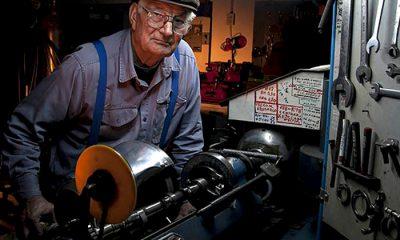 Murió don Oscar Ebene famoso preparador de autos