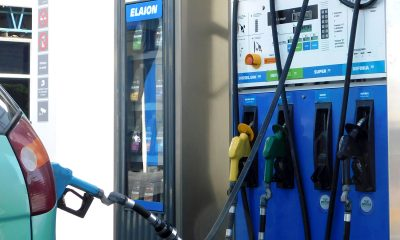 Aumento naftas YPF