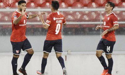 Independiente avanzó en la Sudamericana