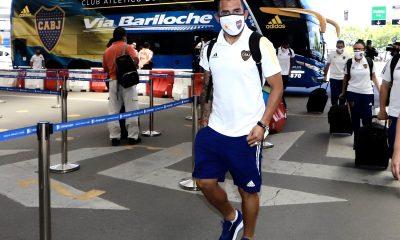 Boca ante Santos en la revancha de semifinales en la Libertadores