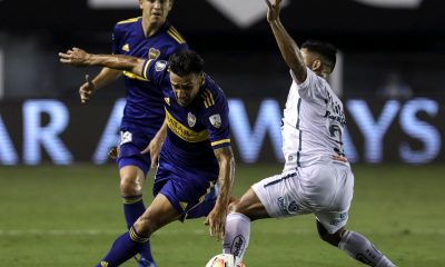 Boca quedó eliminado de manera penosa de la Libertadores