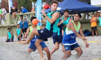 Copa Argentina de Beach Handball Madryn 2021