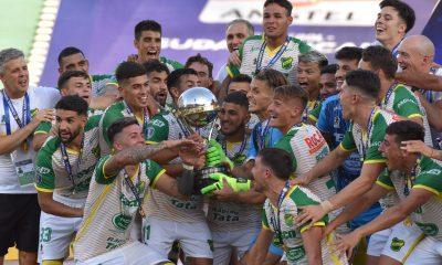 Defensa campeón de la Sudamericana