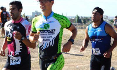 Pavés y Vallejos ganaron el duatlon en Trelew