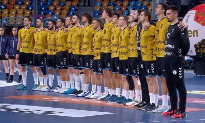 La selección Argentina de Handball cayó ante Dinamarca