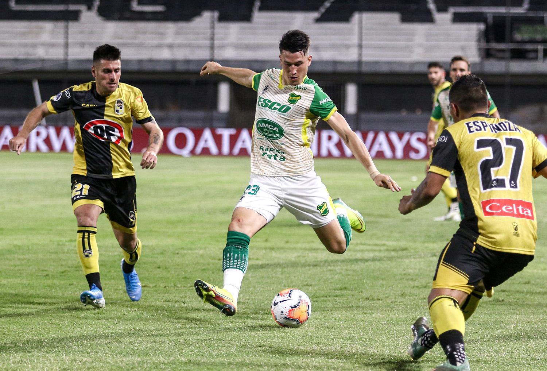 Defensa y Justicia empate ante Coquimbo en la ida