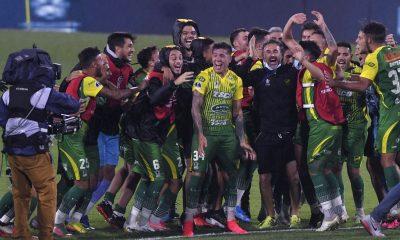 Defensa y Justicia finalista de la Sudamericana