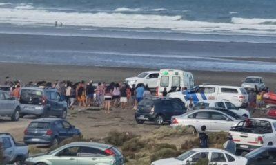 Se ahogó un hombre en Playa Bonita