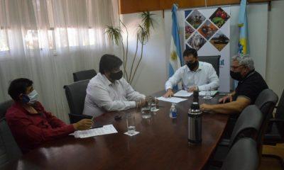 Plan Agricultura Familiar en José de San Martín