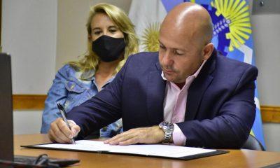 Madryn se adhirió al Convenio de Cooperación entre el Comité Ejecutivo de Lucha Contra la Trata