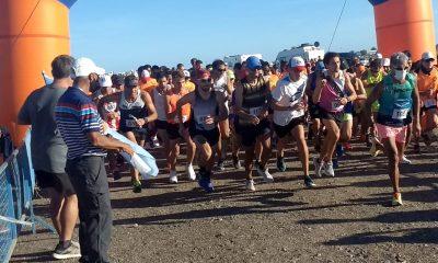 Haro y Herrera ganaron la Corrida de la Playa