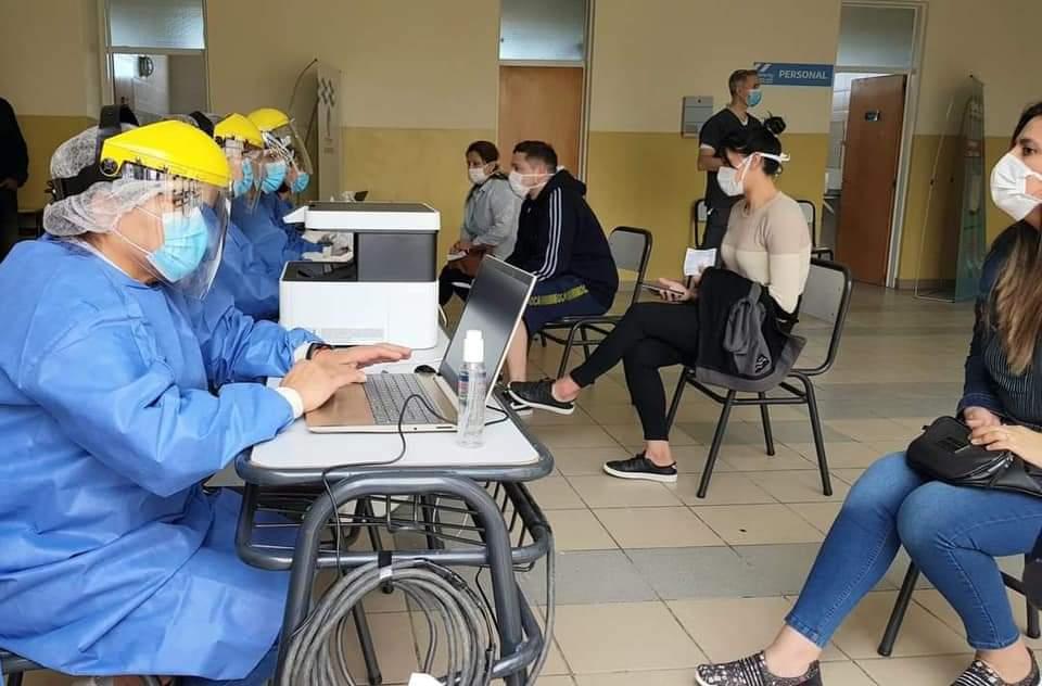 nuevo reporte diario de coronavirus en Santa Cruz