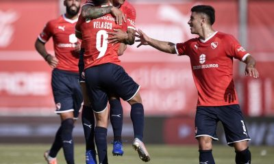 Independiente derrota con Arsenal