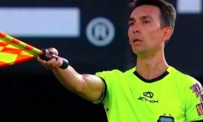 Savorani Asistente 2 Argentinos-Boca