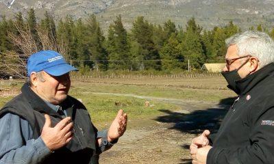 Plan Agrícola en Chubut