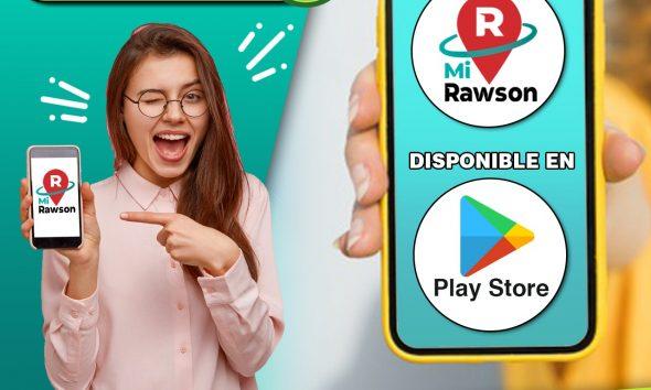 MiRawson esta en el Play Store