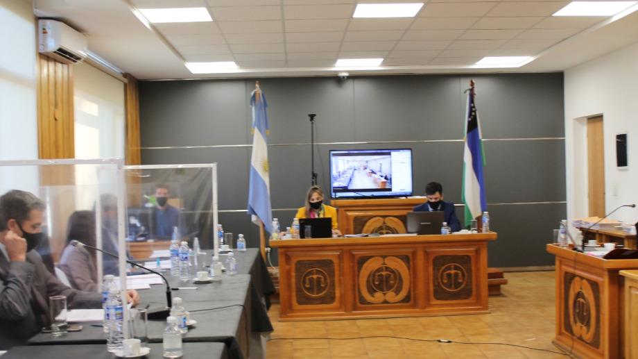 Juicio Político contra una jueza de El Bolsón