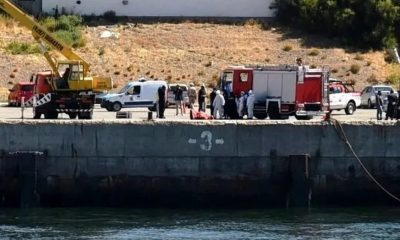 Encontraron muerto a un marinero de Río Gallegos