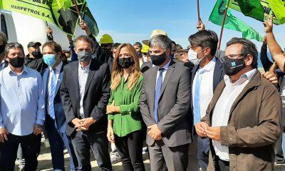 Vialidad Nacional firmó un acuerdo con Comodoro Rivadavia