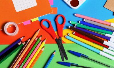 Canasta básica de útiles escolares para el regreso a clase