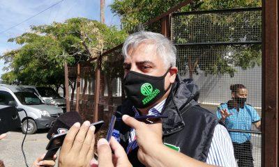 Guillermo Quiroga dirigente de ATE