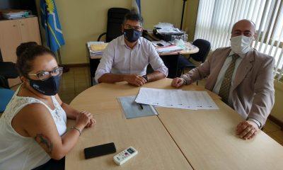 Convenio entre la Secretaría de Pesca y la UTN