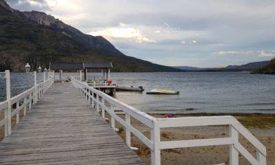 Lago Epuyén hombre desaparecido