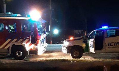 Accidente fatal en Cipolletti