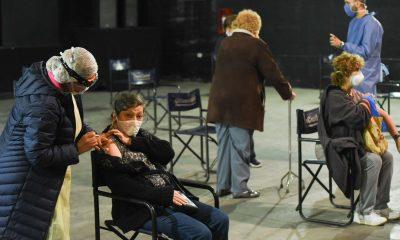 En Neuquén vacunarán a las personas mayores de 80 años contra el Covid-19