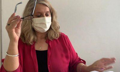Alicia Arbilla la jueza de Esquel que ordenó suspender la sesión legislativa