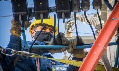 Cortes de energía el domingo y lunes