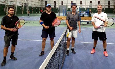 Otoño de tenis