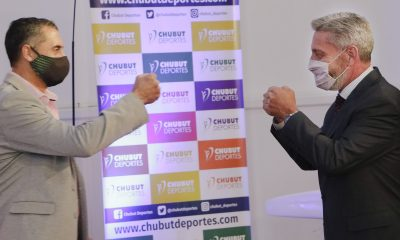 Comprarán cuatro colectivos para Chubut Deportes