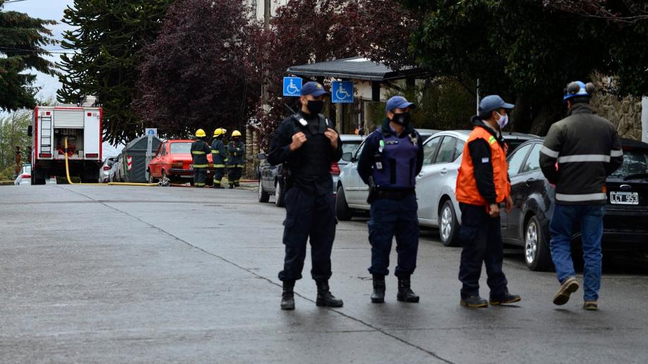 Encontraron una granada y evacuaron el edificio de Tribunales en Bariloche